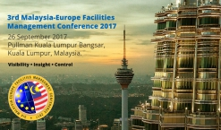 3rd malaysisa european facility management conference
